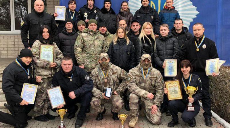 Змагання до дня памяті загиблого правоохоронця