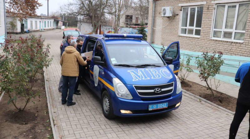 Благодійна акція від колективу Херсонського НДЕКЦ МВС